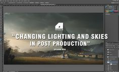 Architectural Visualization Tutorial – Changing Lighting and Skies – Pos… – Art Drawing Tips Photoshop For Photographers, Photoshop Photography, Photoshop Actions, Adobe Photoshop, Ps Tutorials, Design Tutorials, Photoshop Rendering, Architecture Visualization, Lightroom Tutorial
