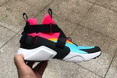 Take a Look at This New Nike Air Huarache