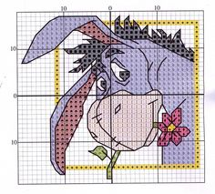 Gallery.ru / Фото #4 - The world of cross stitching 072 июнь 2003 - tymannost