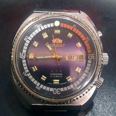 Orient KingDiver  #Watch #Jam #JamTangan #Rare #Vintage #Jadul #JAdoel