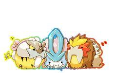Cute legendaries
