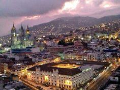 Quito, Ecuador......so beautiful