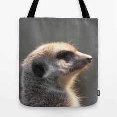 #Meerkat 2014-0904 #Tote Bag by #jamfoto - $22.00 #Society6.com
