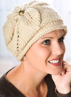 knit hats for ladies - Google Search
