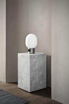 Menu JWDA Metallic Lamp by Jonas Wagell