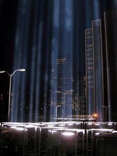 World Trade Center Tribute in Light Memorial Photos: The Tribute in Light 9/11 Memorial