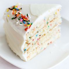 Funfetti & Beyond! 15 Birthday Cake & Cupcake Recipes  Recipe Roundup
