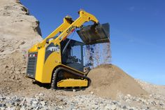 Gehl Introduces the Next Generation of RT Series Track Loaders