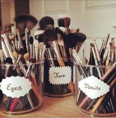 Como organizar tu maquillaje | Curso de organizacion de hogar aprenda a ser organizado en poco tiempo