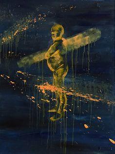 """Pleased Charley"" painting – Anelle Steyn"