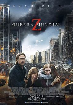 Guerra Mundial Z (póster)