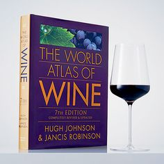 The World Atlas of Wine  One of the best wine books has been substantially updated this year, with new maps and additional content about up-and-coming wine regions. It's also being released as an iPad ebook. $55; amazon.com