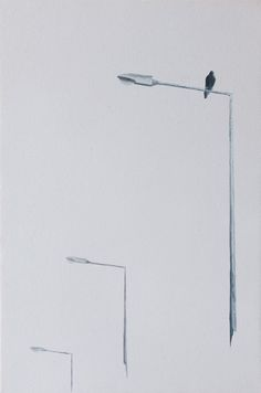 Artist: Zoltán Béla - Fall 30 x 20 cm, oil on canvas