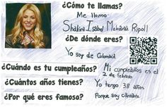 Fun for Spanish Teachers: Hispanic Heritage Month Project for Elementary School