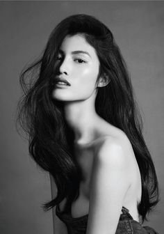 Sui He is a Chinese fashion model notable for being the first Asian face of Shiseido, first Asian model to open a Ralph Lauren runway show and the second model of Chinese descent to walk in the Victoria's Secret Fashion Show