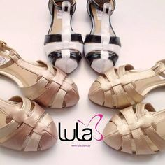 #shoes #zapatos #calzado #cute #cuero #fashion #moda #blats #pretty #woman #Mujer #latina #estilo #instamoment #original #look #lovely #lines #dorado #gold #sandalias #Black #negro #cccuartaetapa #bucaramanga Lula 304