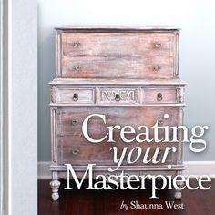 Shaunna West Creating Your Masterpiece