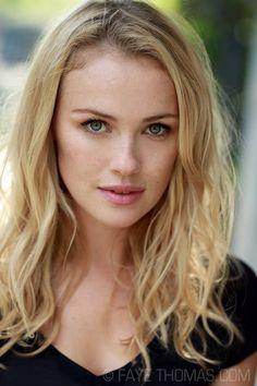 """Hannah New of the show """"Black Sails"""" on the Starz movie channel"""