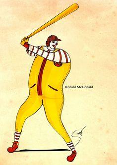 麥當勞叔叔
