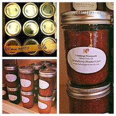 Jammin' in the kitchen! #homemadejam #laubergeprovencale #vawinecountry #shenandoahvalley