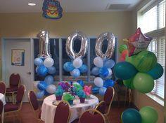 Ideas For 100th Birthday