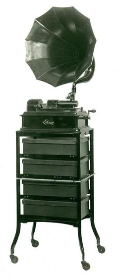 Edison School Phonograph 1912