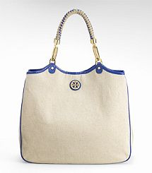 Climbing Rope Channing Tote ((Facebook apps are going to kill my pocketbook!))