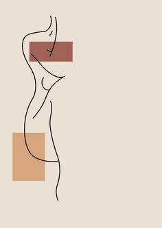 #body #art #aesthetics #modernart #inspiration Abstract Face Art, Abstract Lines, Minimalist Wallpaper, Minimalist Art, Art Abstrait Ligne, Outline Art, Funny Art, Wall Art Designs, Aesthetic Art