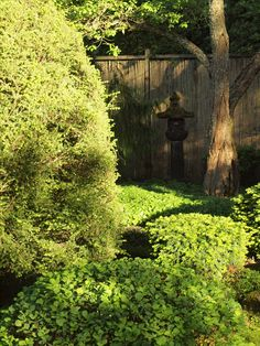 Japanese style garden in Finland, June 21st, 2017