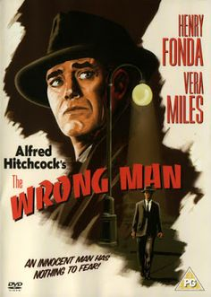 projetor antigo: O Homem Errado 1956 Leg mp4  1956 , Alfred Hitchcock , Anthony Quayle , Barney Martin , David Kelly , Drama/Policial/Film-Noir , Esther Minciotti , Harry Dean Stanton , Henry Fonda , Legendado , Peggy Webber , Vera Miles , William Hudson