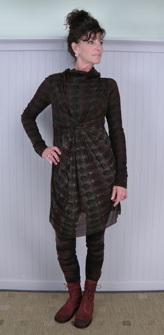 Rundholz Alvis Tunic/Dress, Fiat Legging, and Volvo Boot