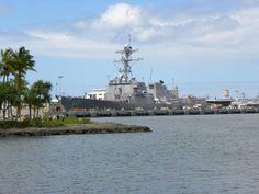 Pearl Harbor - Oahu Island, Hawaii
