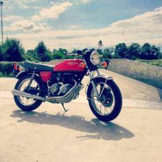 Honda CB400F Super Sport '75