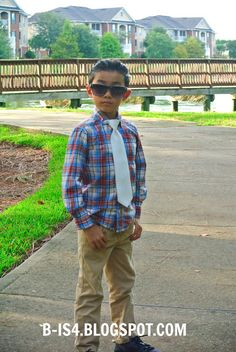 B is 4: Enter this Giveaway to be ready for any occasion! See why these neckties or bow ties are a great fit for the man or little man, in your life!
