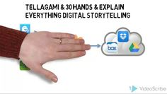 RSA style Digital Storytelling on the iPad
