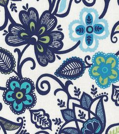 Keepsake Calico™ Cotton Fabric-Whitleyazure