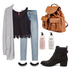 Teen Wolf - Hayden Inspired School Outfit by sunshine-hippie-girl