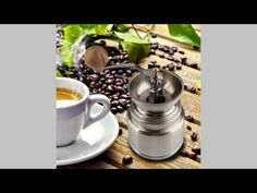 ลดราคา New Stainless Steel Manual Handy Coffee Bean Pepper Seeds Grinder...