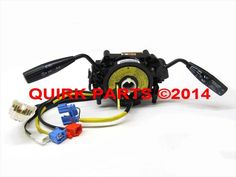 1990-1997 Mazda Miata Steering Wheel Combination Switch & Clockspring OEM NEW #Mazda