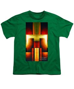 Youth T-Shirt - Abstract 1299