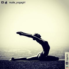 #GPRepost#reposter#notetag @ngymn via @GPRepostApp ======> @ngymn:#Repost @nude_yogagirl  Today I took a yoga class in the middle of nature in Bali. I felt the warm wind on my skin view was amazing and a man was playing live music. I don't know what was the main reason why the experience was so amazing. I can say it was easily the best class that I've ever taken...   Was it Bali was it inspirational yogis around me or a good teacher. Maybe it was just good timing for me to do 1.5 hours of…