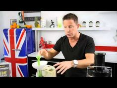 Detox Special Recipe taken from the Jason Vale 3-Day app - YouTube