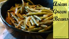 Ingredients: 1 lb. of fresh green beans, with ends clipped off 1 small onion 2 cloves of garlic seaRead more »