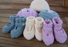 tutorial puntomoderno.com, patuco zapatito de bebé tejido a dos agujas, knit baby bootie
