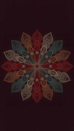 Top 😍🤩 wallpapers and sreensaver {Mandala Flower} Wallpaper Space, Graphic Wallpaper, Apple Wallpaper, Wallpaper Iphone Cute, Cellphone Wallpaper, Galaxy Wallpaper, Flower Wallpaper, Cool Wallpaper, Wallpaper Backgrounds