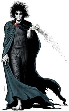 Dream from Sandman by B. Bolland