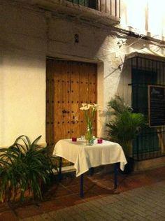 Entrada - Restaurante Momo - Marbella