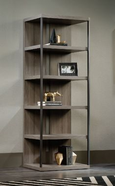 This modern bookcase will elevate your interior style #shopko