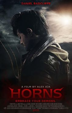 horns movie poster - Google Search
