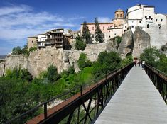 Cuenca Mansions, House Styles, Castles, Cities, Naturaleza, Viajes, Pictures, Art, Manor Houses
